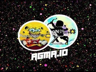 Agma.io | Стиль агарио Агма ио
