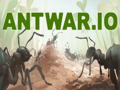 AntWar io | АнтВар ио