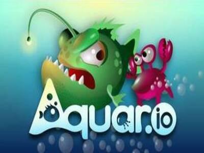 Aquar.io | Игра в океане Аквар ио
