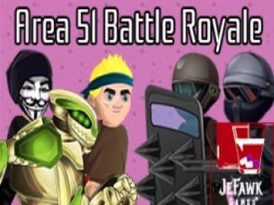Area51 BattleRoyale | Игра батл рояль Зона51 ио