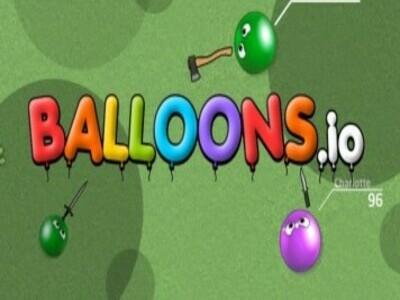Ballons.io | Шары на выживание Баллонс ио