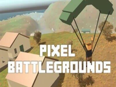 Battlegrounds.io | Пиксельный шутер Батл Рояль