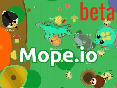 beta Mope.io | Игра Мопе ио бета версия