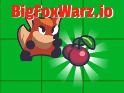 BigFoxWarz.io | Игра БигФоксВарз ио
