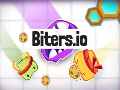 Biters.io | Игра на выживание Битерс ио