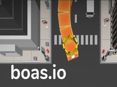 Boas.io | Змейка 3D в городе Боас ио