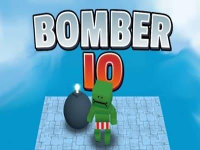 Bomber.io | Бомбермен по сети Бомбер ио