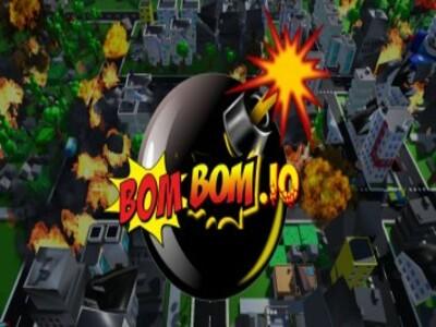 BomBom.io | Самолеты и бомбочки БомБом ио