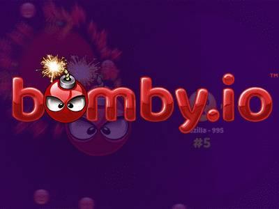 Bomby.io | Взрыв бомбочек Бомбы ио