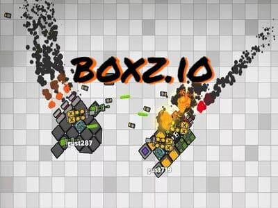 Boxz.io | Танчики Бокз ио