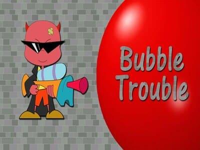 BubbleTrouble.io   Игра БаблТрабл ио