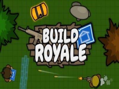 BuildRoyale.io | Игра БилдРояль ио