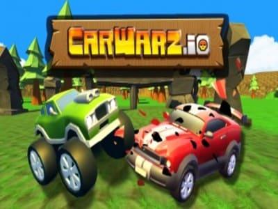CarWarz.io | Игра КарВарз ио