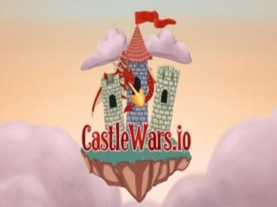 CastleWars.io | Летающий замок КастлВарс ио
