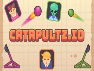 Catapultz.io | Игра катапульты Катапултз ио