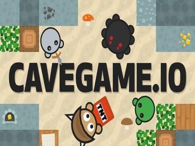 Cavegame.io | Игра батл рояль Кейвгейм ио