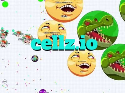 Cellz.io | Аналог агарио Селз ио