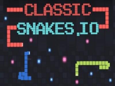 ClassicSnakes.io | Классическая змейка КлассикСнэйкс ио