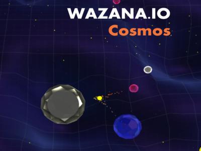 CosmosWazana.io | 3D Игра КосмосВазана ио