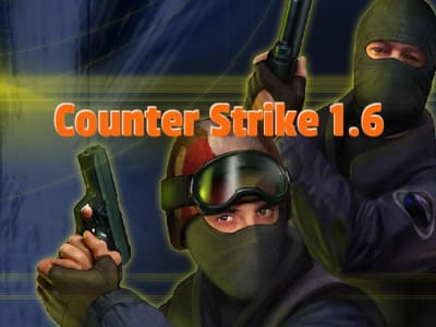 Counter Strike 1.6 | Контр Страйк версия 1.6