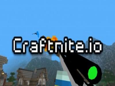 Craftnite.io | Шутер КрафтНайт ио