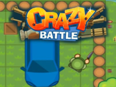 CrazyBattle.io | Батл арена зомби Крейзибатл ио