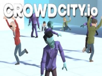 Crowdcity3.io | Зомби бродилка Краудсити ио