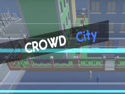 CrowdCity.io | Толпа зомби Кровдсити ио