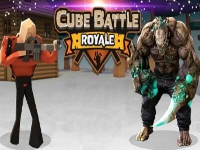 Cube Battle Royale | Игра Куб Батл Рояль ио