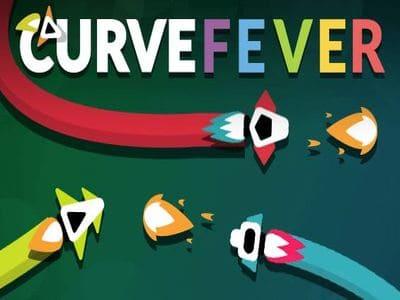 Curvefever.io | Игра КурвФевер ио