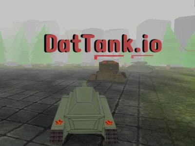 DatTank.io | 3D танчики ДатТанк ио