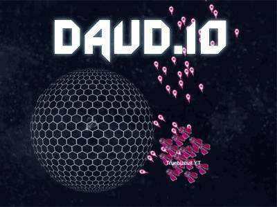 Daud.io | Космическая игра Дауд ио