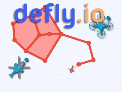 Defly.io | Вертолетики Дэфлай ио