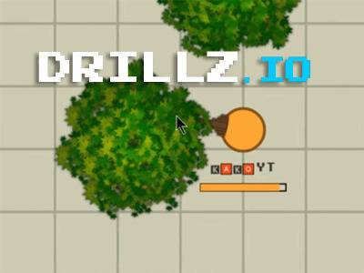 Drillz.io | Игра Дриллз ио