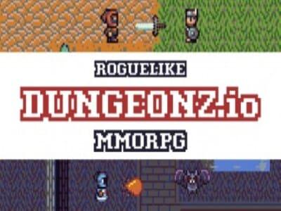 Dungeonz.io | Игра Дунгеонз ио