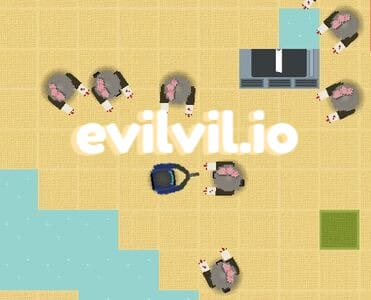 Evilvil.io | Игра Опасная зона ио