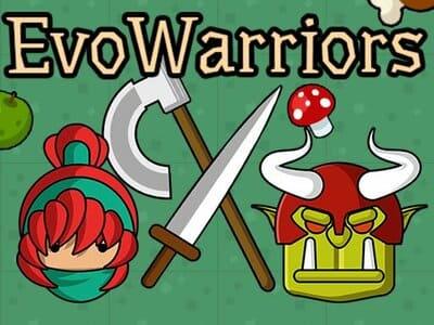 Evowarriors.io | Арена выживания Эвоварриорс ио