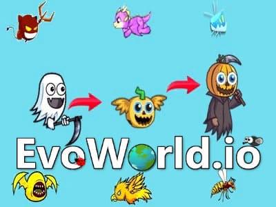 EvoWorld.io | Лети или Умри ЕвоВорлд ио