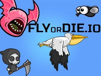 FlyorDie.io | Игра Лети или Умри ио