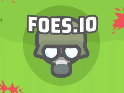 Foes.io   2D стрелялка Фоес ио
