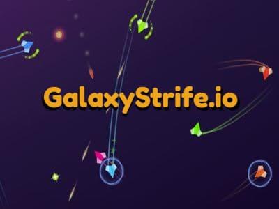 GalaxyStrife.io | Игра ГэлаксиСтрайф ио