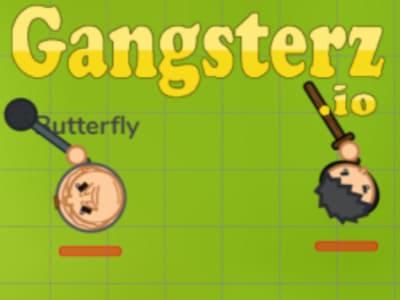 Gangsterz.io | Игра батл рояль Ганстерз ио