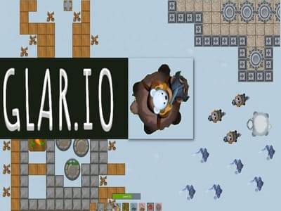 Glar.io | Мультиплеерная экшн игра Глар ио