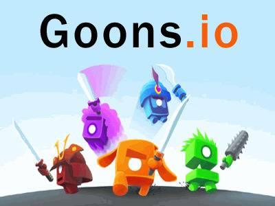 Goons.io | Сражения на мечах Гунс ио