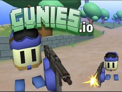 Gunies.io | Игра в пистолеты Гуниес ио
