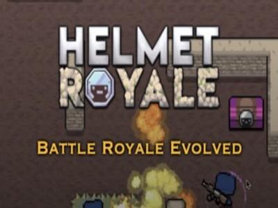 HelmetRoyale.io | Стрелялка ХелметРоял ио