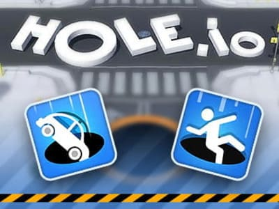 Hole.io | Чёрная дыра Холе ио