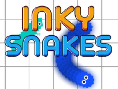 InkySnakes.io | Красочные змейки ИнкиСнэйкс ио