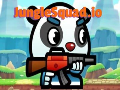 JungleSquad.io | Стрелялка ДжанглСквод ио