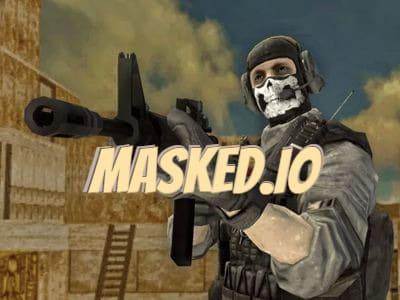 Masked.io   3D шутер Маскед ио